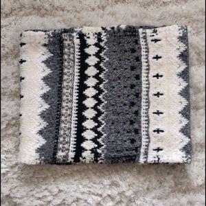EUC Thick infinity scarf